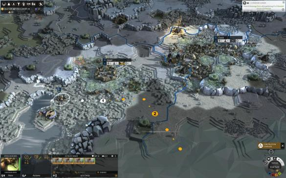 Endless Legend Winter