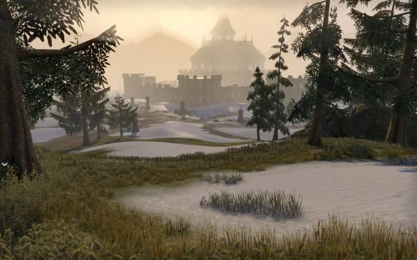 Elder Scrolls Online Castle