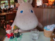Tokyo Moomin Cafe - Moomin Buddy!