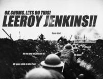 Leeroy Jenkins Meme