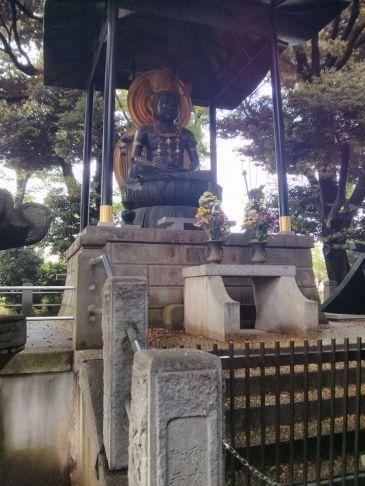 Meguro Shrine Tokyo Japan