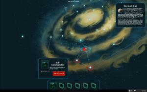Planetary Annihilation Galaxy Map