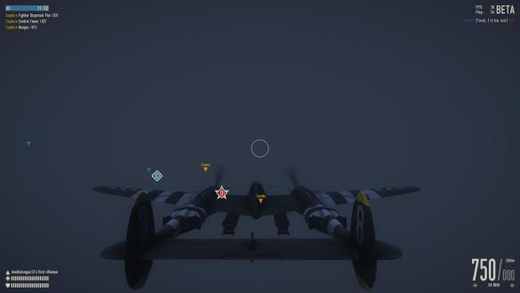 Heroes & Generals: Flying Through Fog