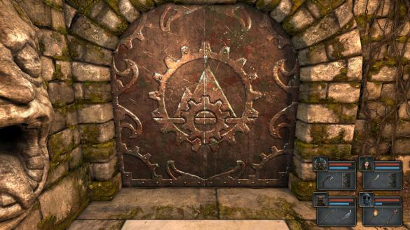 Legend of Grimrock: Iron Doors