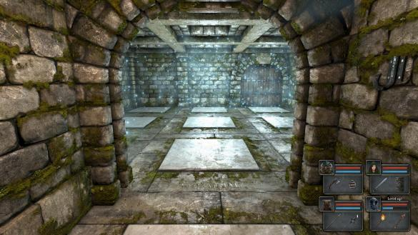 Legend of Grimrock: Teleportation Puzzles