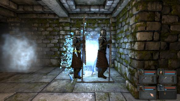 Legend of Grimrock: Quadruple the fun!