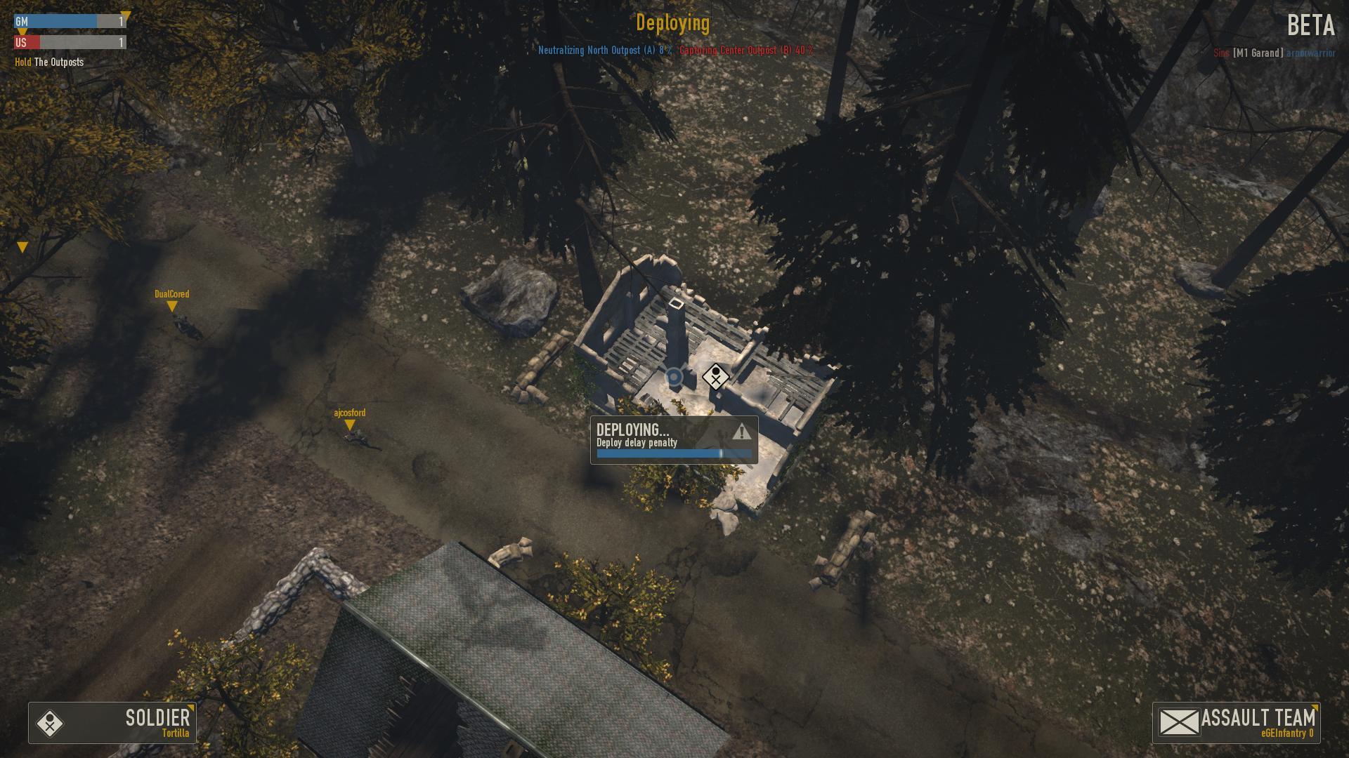 Heroes & generals matchmaking