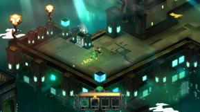 Showing off the visuals and starting ability of the PC in Transistor.