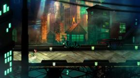 Transistor Gorgeous Scenery