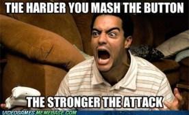 Anger Helps Gaming Meme