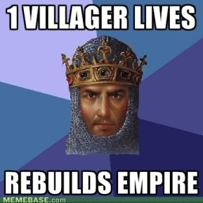 Age of Empires Meme