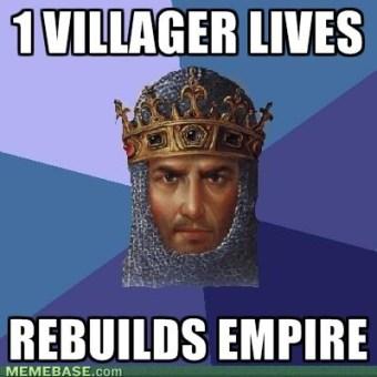 Age of Empires Meme