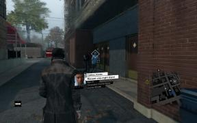 "Watch_Dogs Profile""Recent one-night stand"""