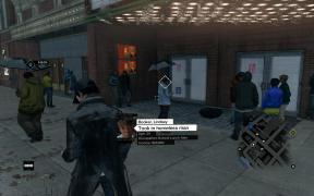 "Watch_Dogs Profile ""Took in homeless man"""