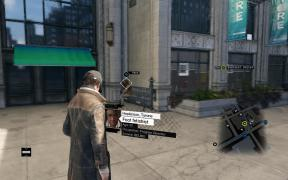 "Watch_Dogs Profile ""Foot Fetishist"""