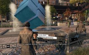 "Watch_Dogs Profile ""Diagnosed Pyromaniac"""