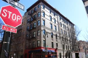 The Apartment from Friends, New York