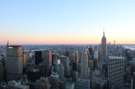 Top of the Rock, South